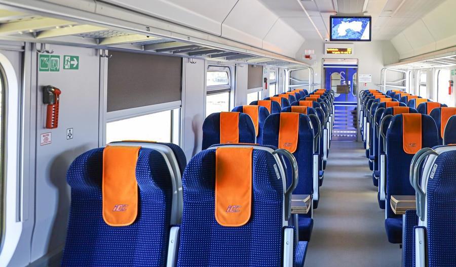 PKP Intercity zmodernizuje kolejne 125 wagonów. Będą bezprzedziałowe