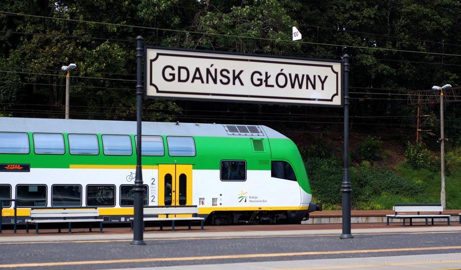Koleje Mazowieckie znów chcą jeździć z Warszawy do Trójmiasta i Ustki