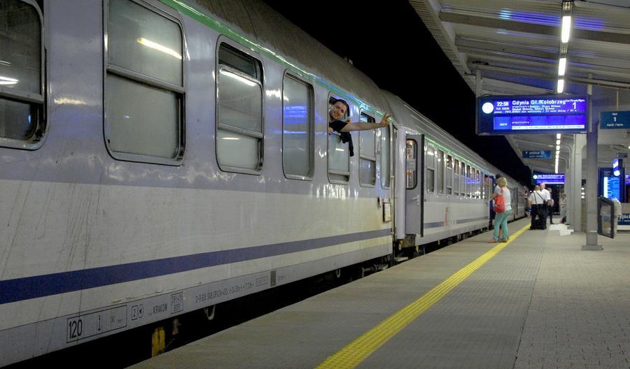 Bezpieczniej w nocnych pociągach PKP Intercity