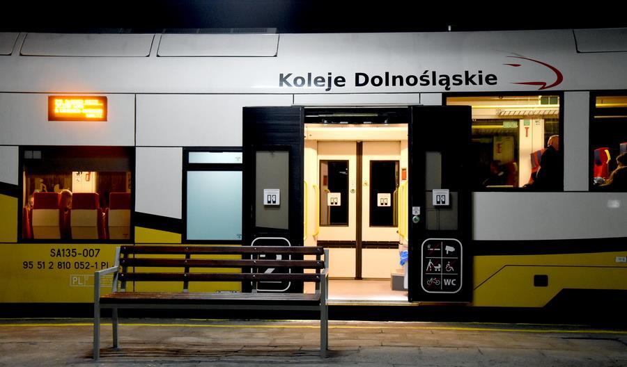 Dolnośląskie przejmuje linię kolejową do Karpacza