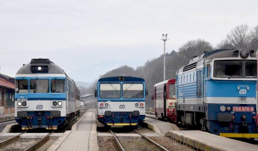 Czesi nowelizują kolejową ustawę. Może uderzyć w linie z małym ruchem