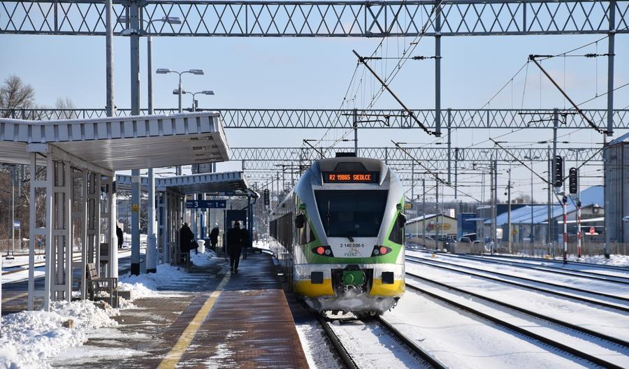 UTK opracował raport dotyczący wpływu koronawirusa na kolej w Polsce i Europie