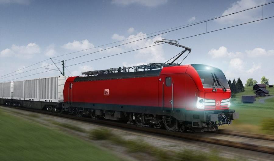 DB Cargo Polska kupuje 4 lokomotywy Vectron i wagony do przewozu kontenerów