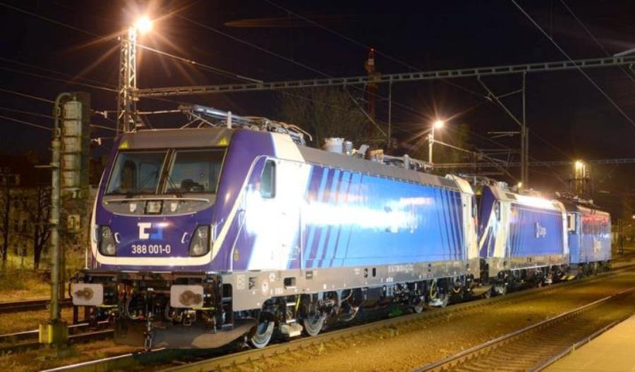 ČD Cargo kupi dziesięć kolejnych Traxxów MS