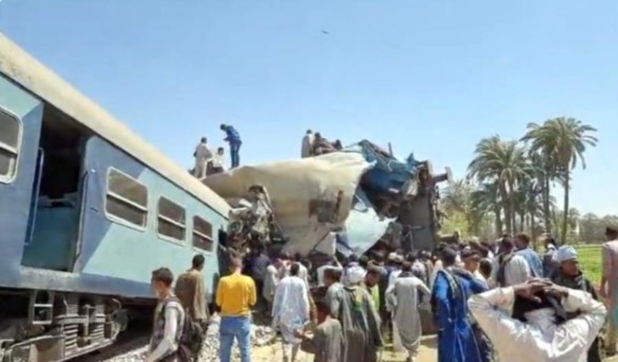 Katastrofa kolejowa w Egipcie, 32 osoby nie żyją