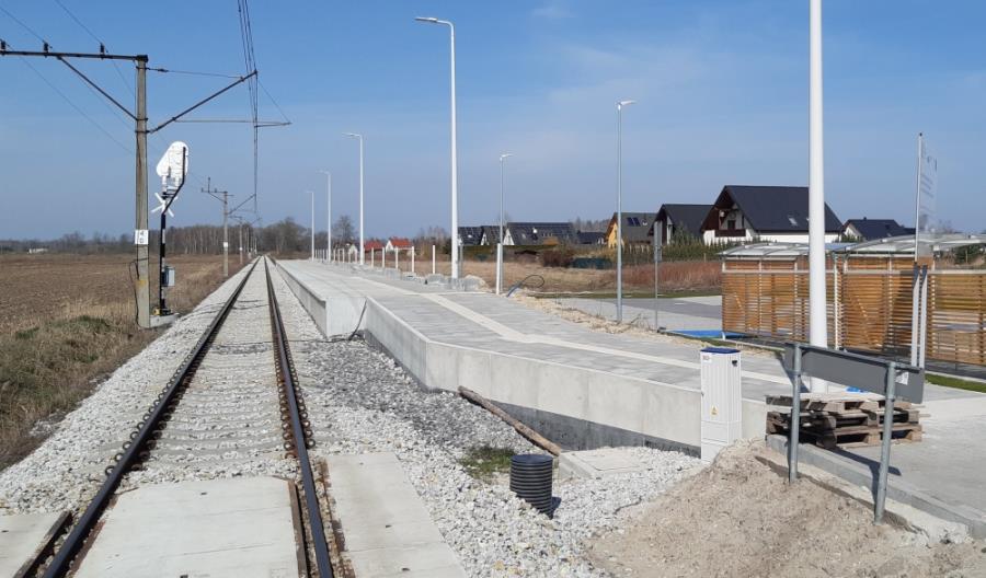 Pociągi pasażerskie po linii 292 nie pojadą przynajmniej do grudnia 2021