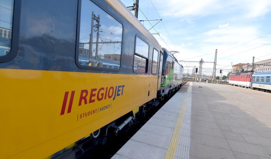 RegioJet przywraca siatkę połączeń sprzed epidemii