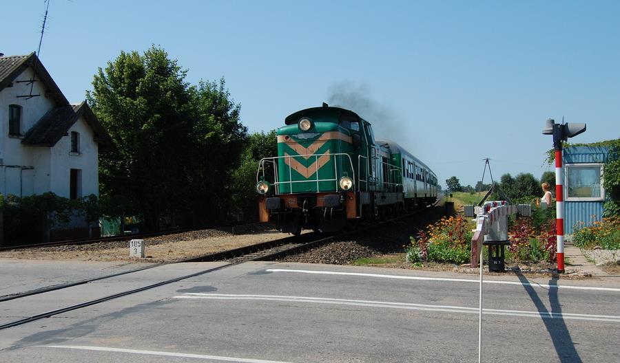 Program utrzymaniowy dopuszcza obniżanie standardu części linii kolejowych
