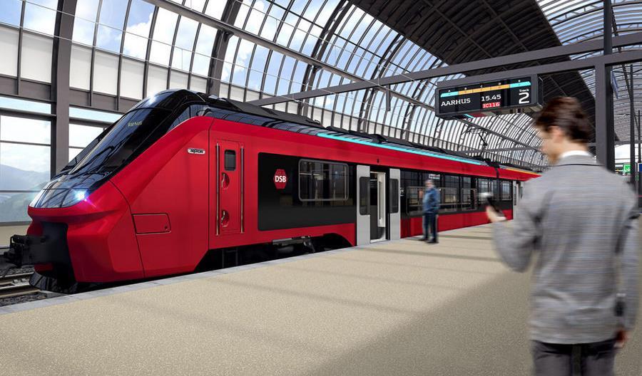 Stadler skarży wybór Alstomu w przetargu na 150 ezt dla Danii
