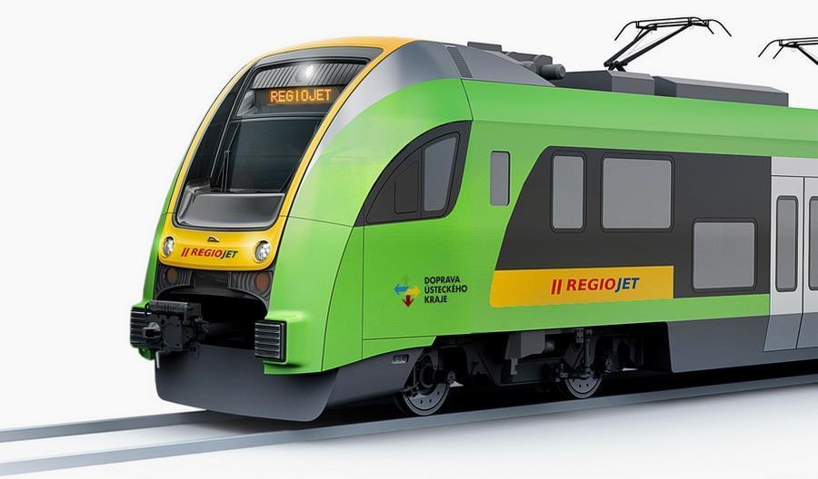 Pesa: Budujemy zupełnie nowy typ pojazdu dla RegioJet