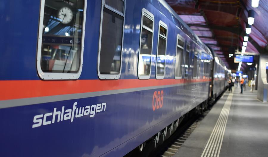 Ruszyły wszystkie nocne pociągi ÖBB. Także z Wiednia przez Wrocław do Berlina