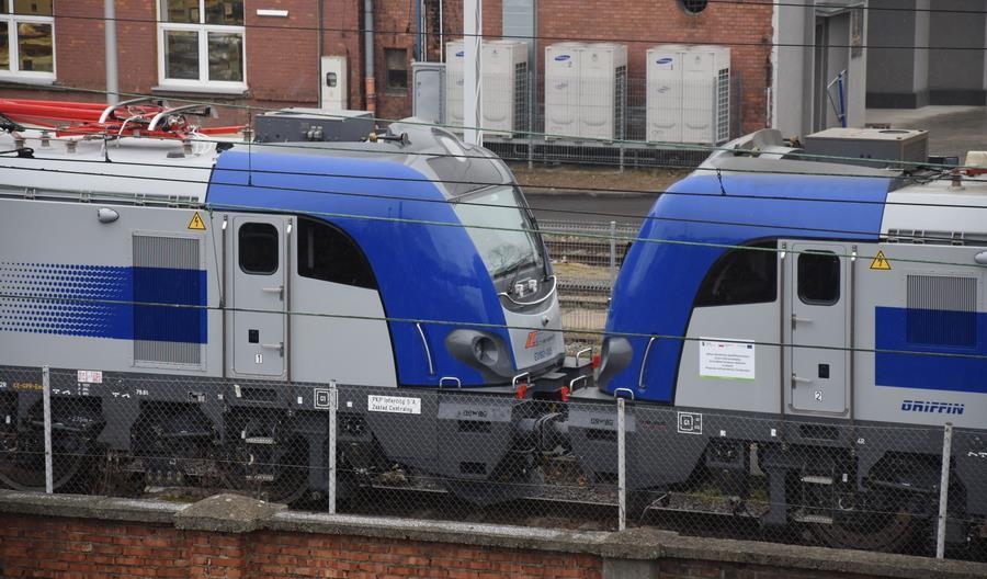 Cegielski w konsorcjum z Chińczykami w przetargu na lokomotywy dla PKP Intercity