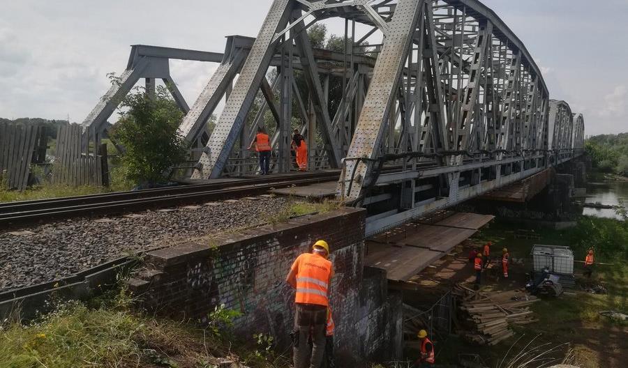Rusza remont mostu nad Odrą w Kostrzynie