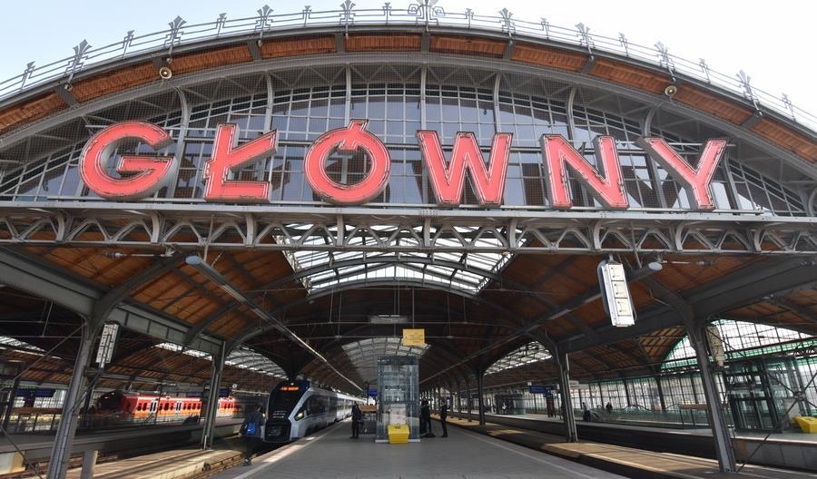 Wrocław Główny stacją z największą wymianą pasażerską