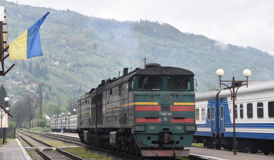 Koleje Ukraińskie znacznie podniosą stawki za korzystanie z infrastruktury kolejowej