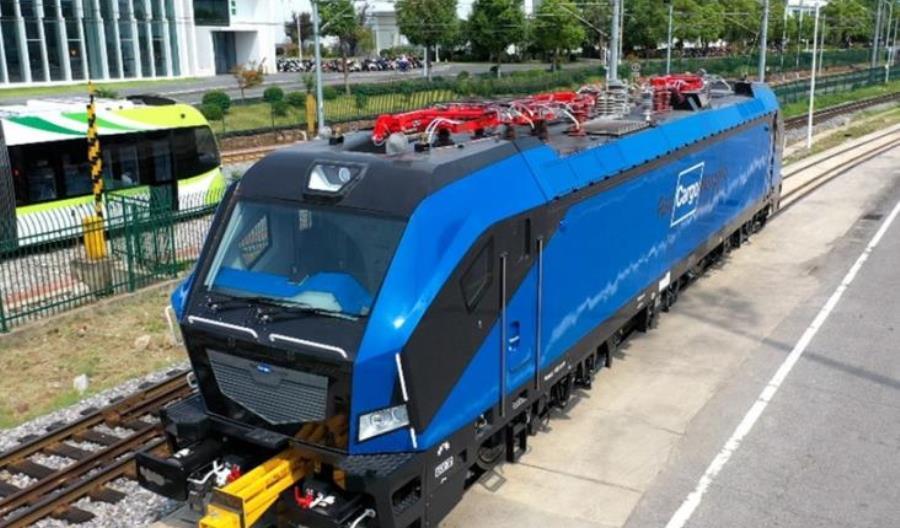 FPS chce zbudować lokomotywę na licencji chińskiego CRRC