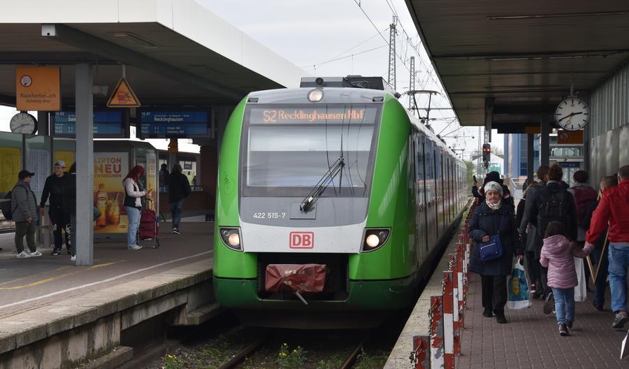 DB Regio kupi 36 elektrycznych zespołów trakcyjnych