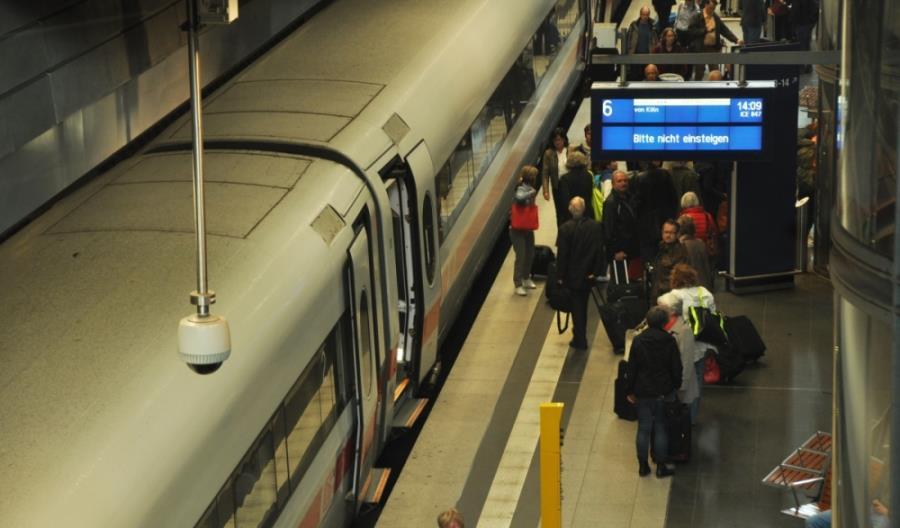 25 lat pociągów ICE w Niemczech