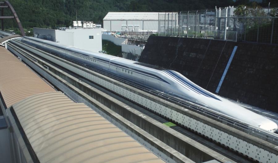 Chuo Shinkansen – pierwszy międzymiastowy maglev