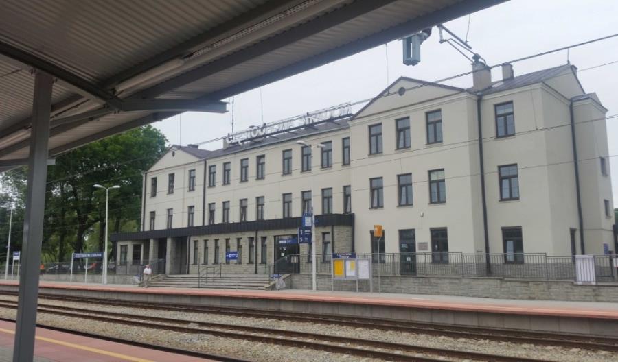 Zakończyła się modernizacja peronów w Częstochowie