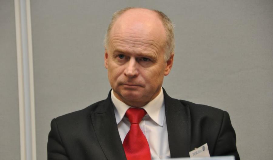 Włodzimierz Kiełczyński odpowiedzialny za eksploatację w PLK