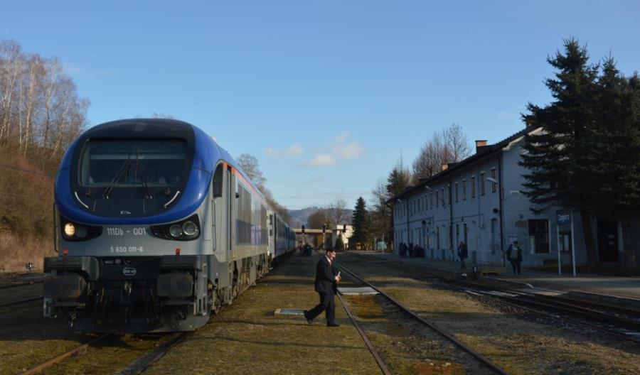 Plan Transportowy MIB zakłada ekspansję PKP IC
