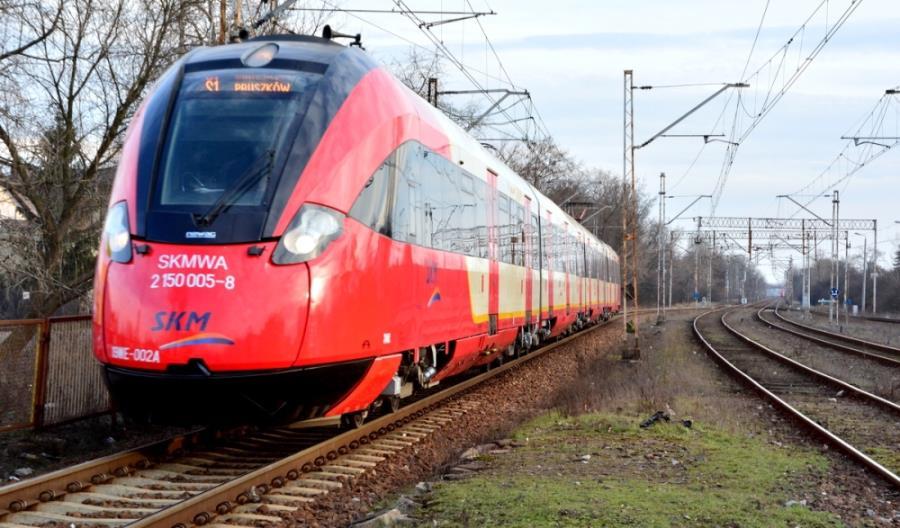 Newag z jedyną ofertą dla SKM Warszawa