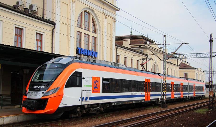 Jaka przyszłość czeka Przewozy Regionalne w Małopolsce?