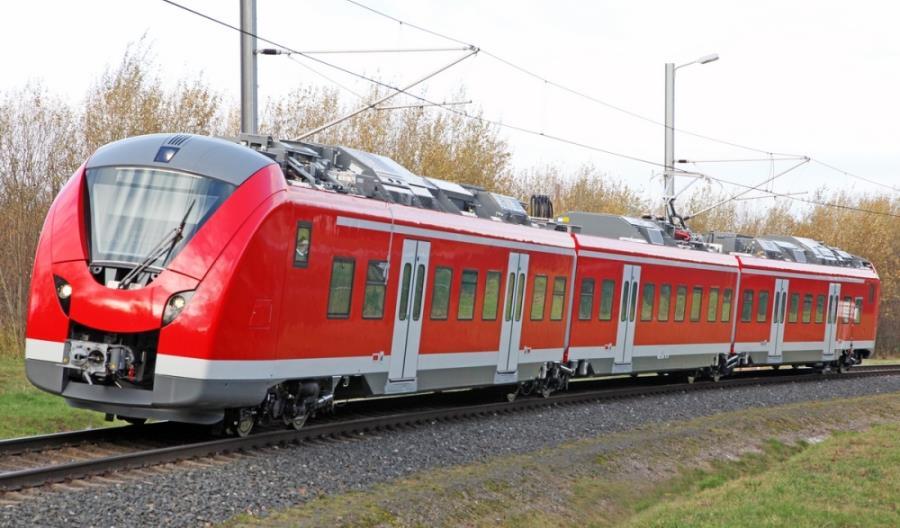Alstom dostarczy 53 pociągi regionalne dla Deutsche Bahn
