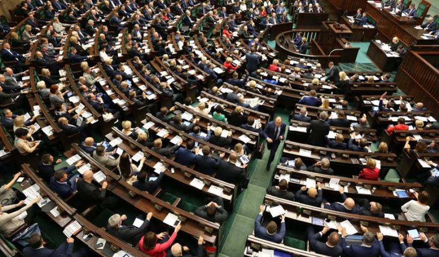 Sejm jednogłośnie za zmianą ustawy o transporcie kolejowym