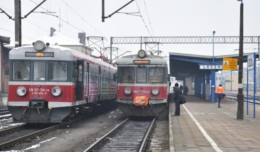 UTK interweniuje w sprawie opóźnień na trasie Poznań – Wrocław