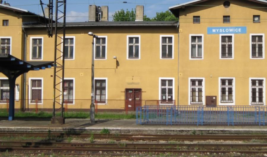 Cztery oferty na opracowanie przebudowy stacji Mysłowice