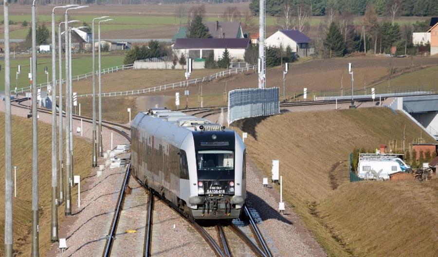 Pomorska Kolej Metropolitalna z 2 milionami pasażerów po roku
