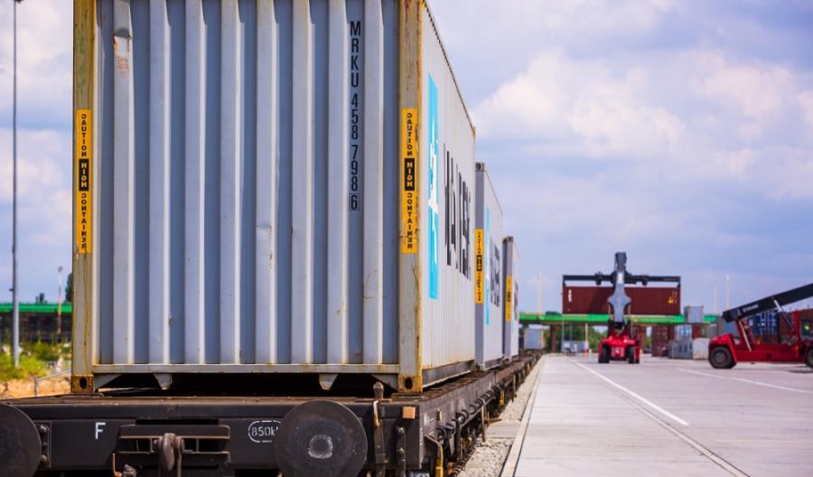 Lepsza punktualność pociągów towarowych w II kwartale