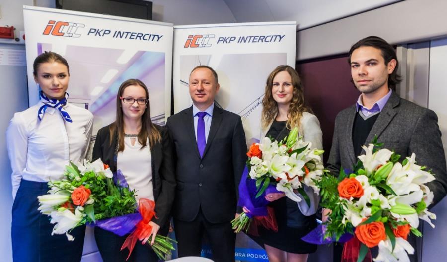 PKP Intercity rozdało nagrody na 15. urodziny