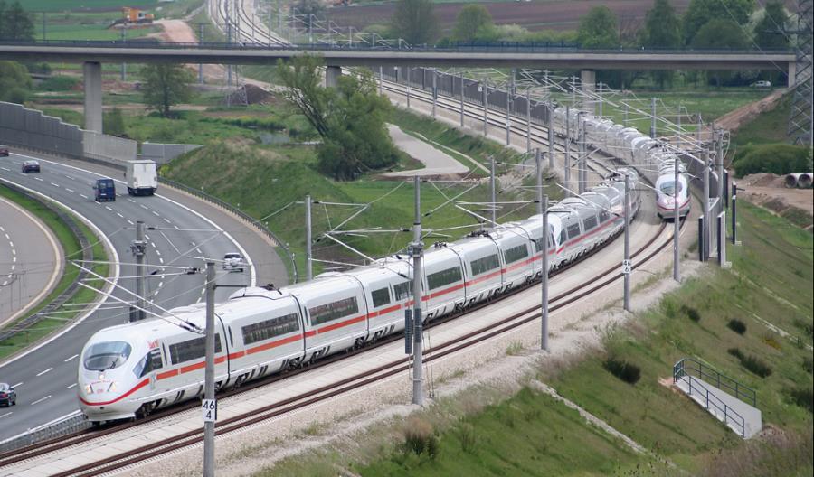 Bez nowoczesnej kolei nie będzie rozwoju Europy