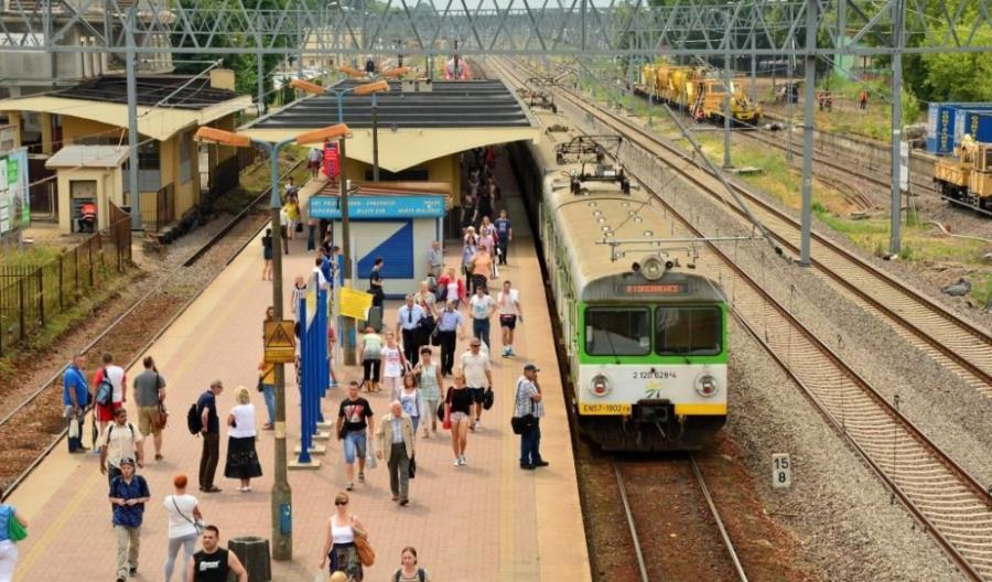 Linia 447 do Grodziska bez pociągów. PKP PLK pracuje nad wariantem remontu