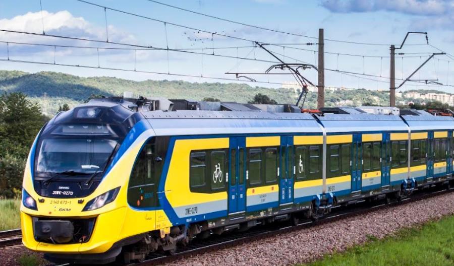W Sylwestra i Nowy Rok trójmiejska SKM pojedzie częściej