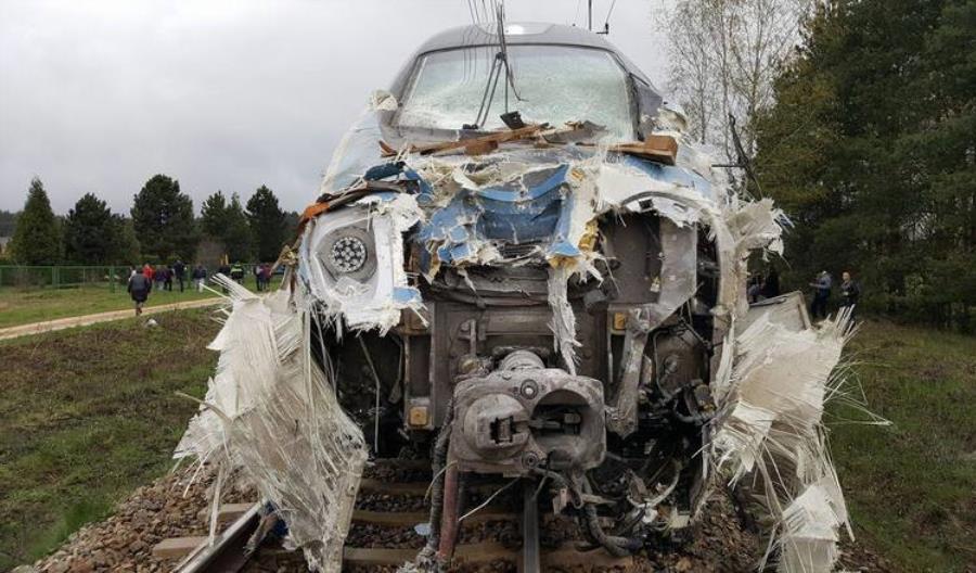 Są negocjacje na naprawę Pendolino po wypadku. Nawet 6 milionów euro