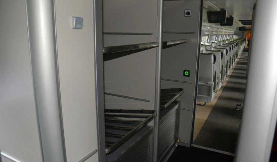 PKP IC: Zapięcia na bagaż dadzą komfort pasażerom