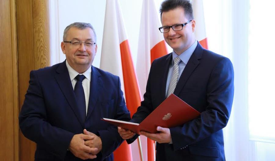 Andrzej Bittel wiceministrem odpowiedzialnym za transport kolejowy