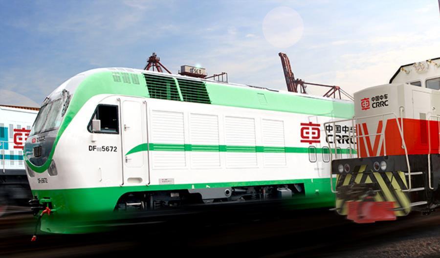 Chińska spółka CRRC dostarczy lokomotywy do Iranu