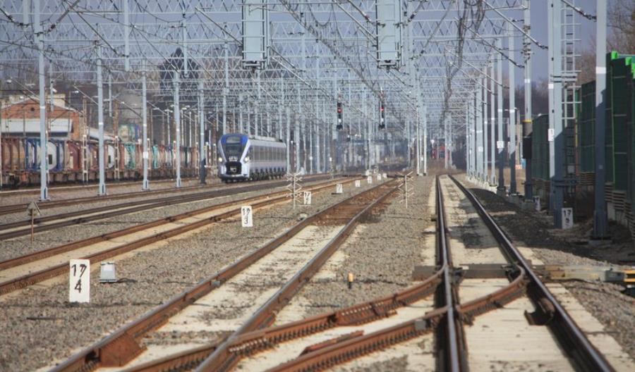 Ruszyły prace przygotowawcze do modernizacji linii grodziskiej