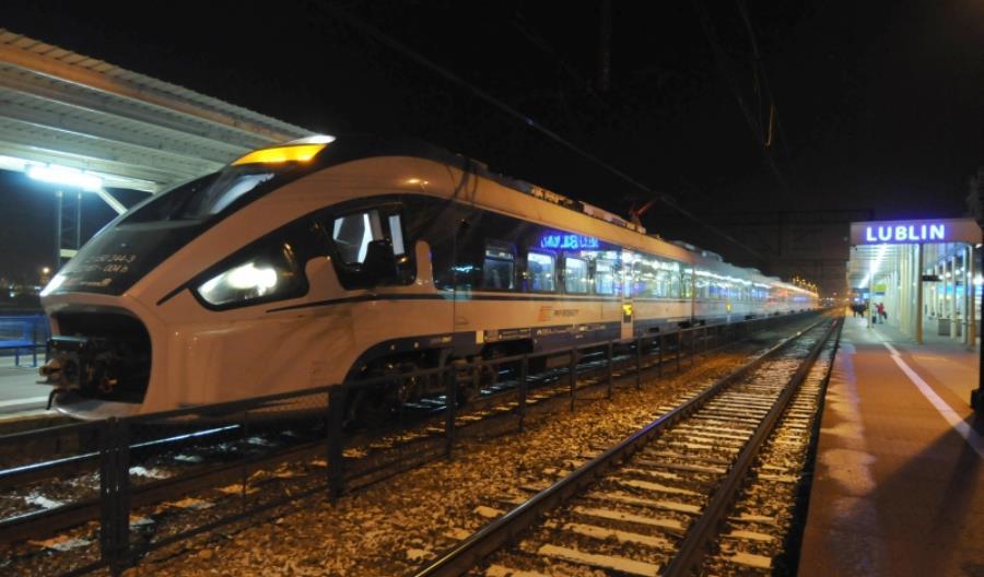PKP Intercity: Darty do Łodzi zamiast do Lublina