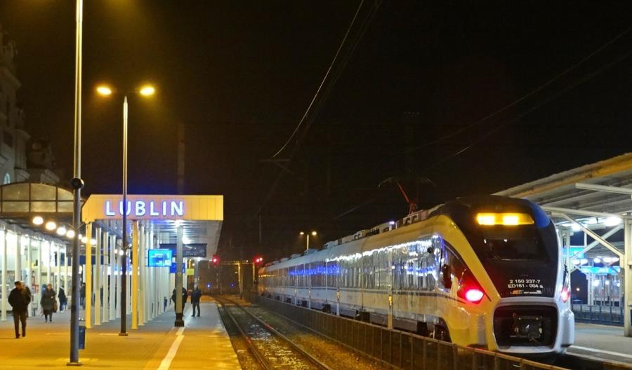 Podzielą linię Warszawa – Lublin
