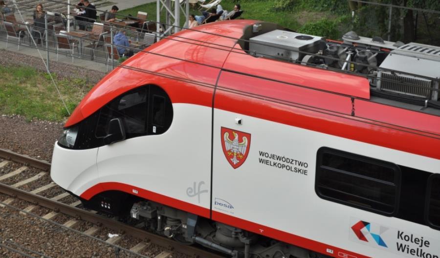 Pesa dostarczy 10 ezt do Wielkopolski