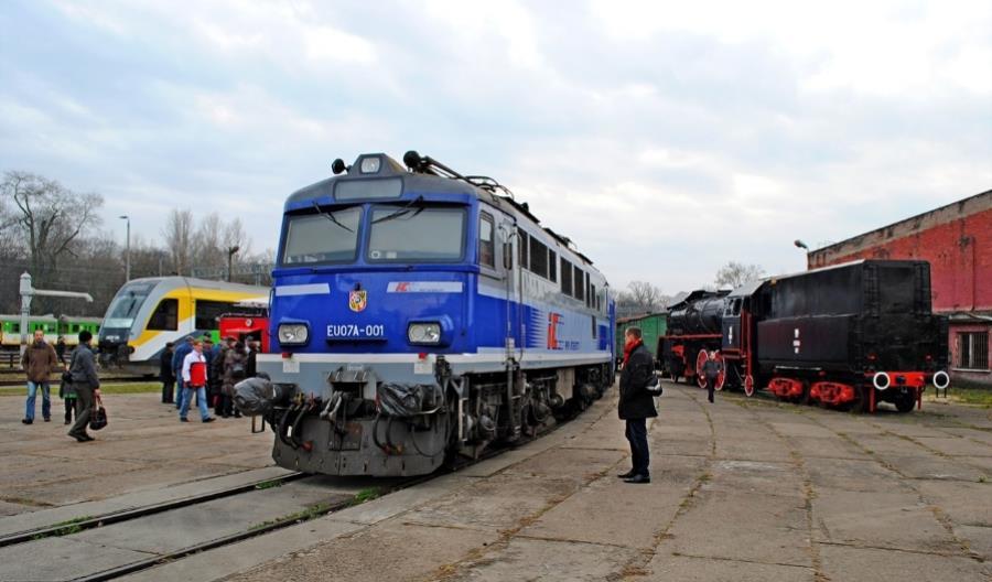 Jedna firma zainteresowana naprawą P4 lokomotywy Intercity