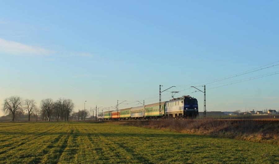 Z Opola do Kędzierzyna-Koźla 160 km/h
