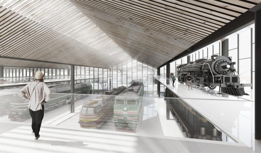 Stacja Muzeum częścią projektu deweloperskiego w centrum Warszawy? Nowy pomysł PKP