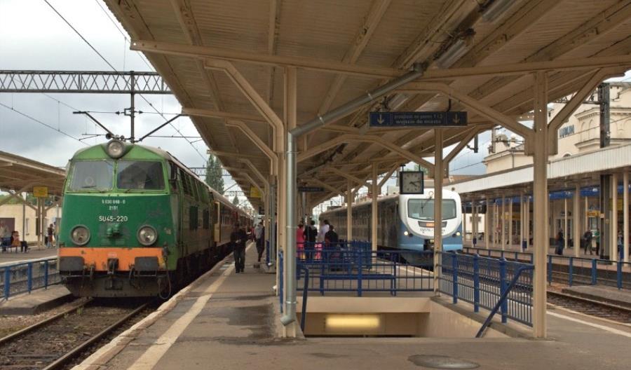 Wybrano pierwsze oferty na modernizację infrastruktury z Otwocka do Lublina
